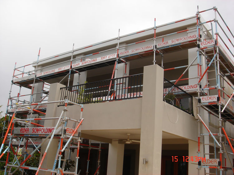 Aluminium & Steel System Scaffold 04