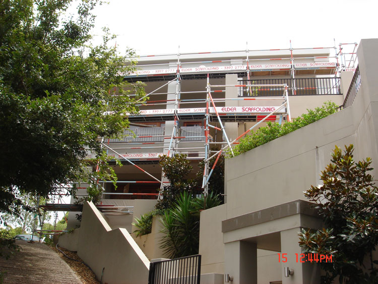 Aluminium & Steel System Scaffold 05