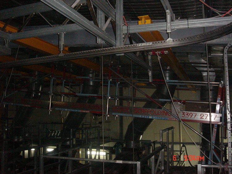 Aluminium & Steel System Scaffold 08