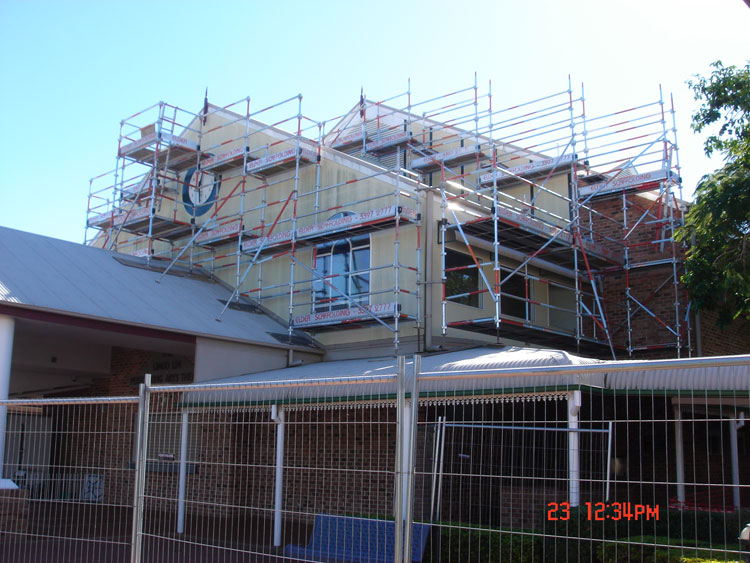 Aluminium & Steel System Scaffold 14