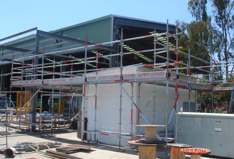 Aluminium & Steel System Scaffold 20