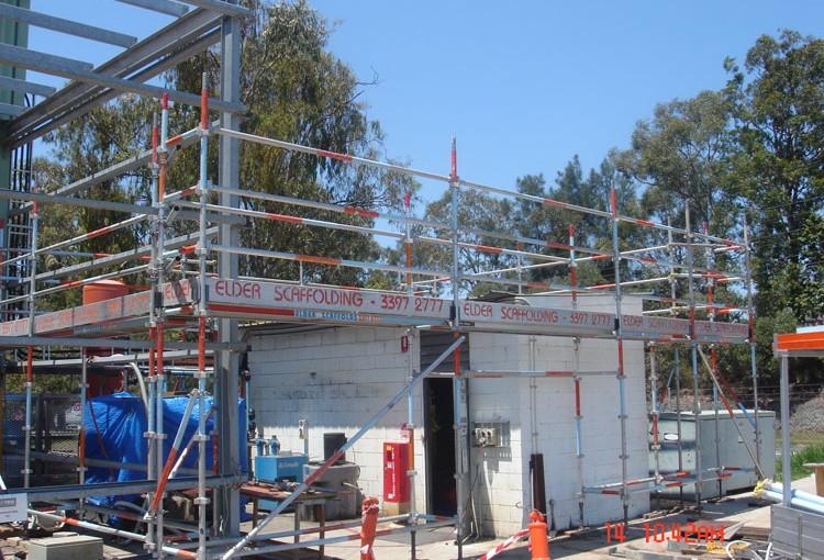 Aluminium & Steel System Scaffold 21