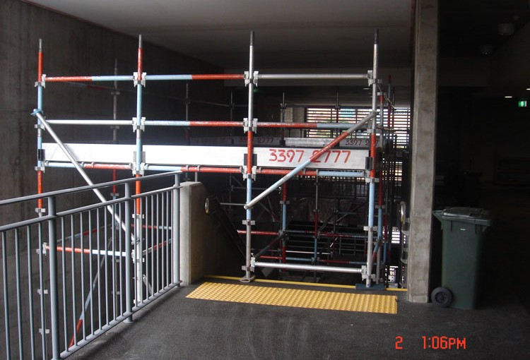 Aluminium & Steel System Scaffold 32