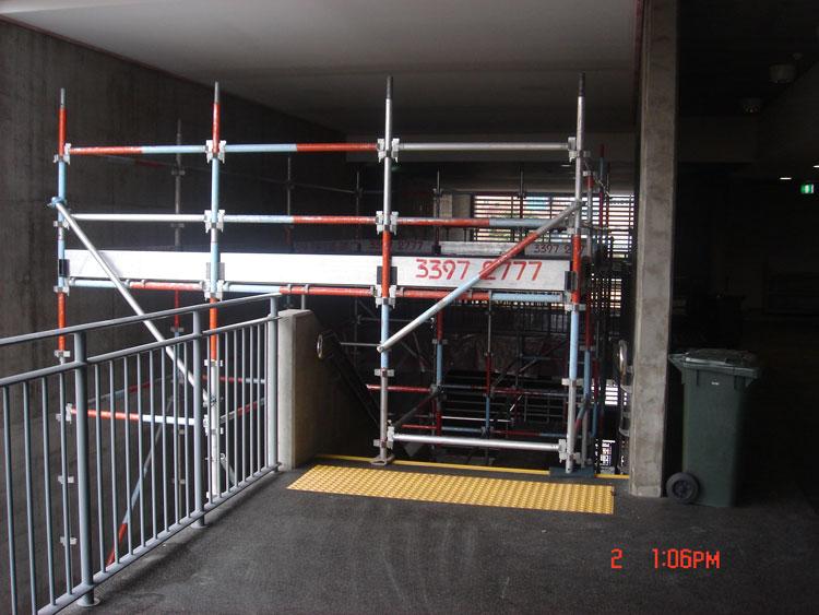 Aluminum Scaffolding Systems : Aluminium steel system scaffold home