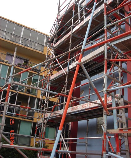 Aluminium & Steel System Scaffold 33